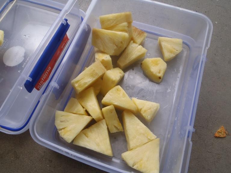 Costa Rican Pineapple