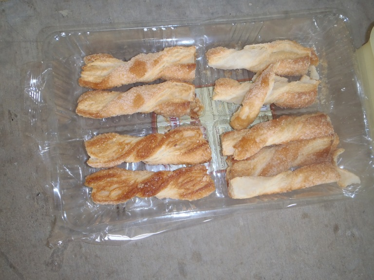 Spanish Biscuits