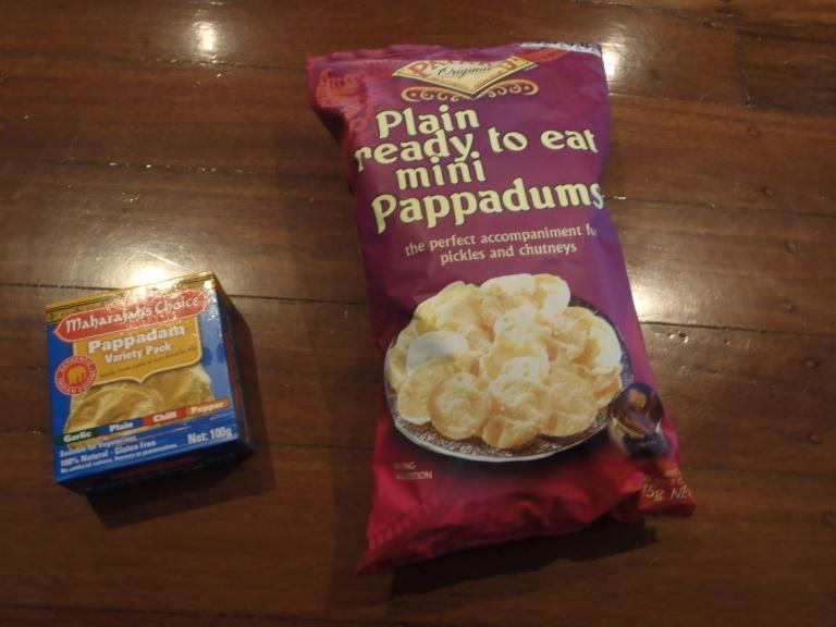Papadams