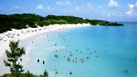 Bermuda Beaches - Image From DS Lands - http://ds-lands.com/bermuda/
