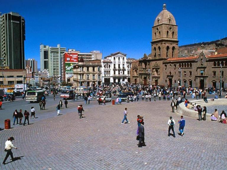Bolivia - DS Lands