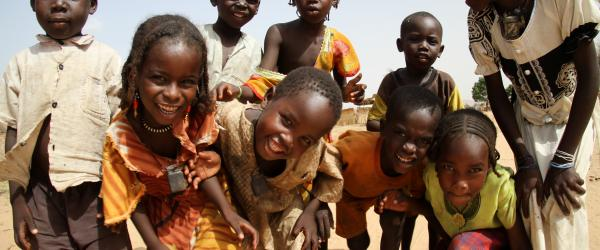 Chad Children, United Nations