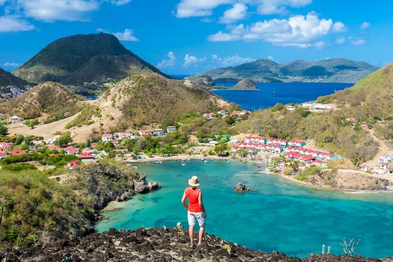 France, Guadeloupe (French West Indies), Les Saintes archipelago, Terre de Haut, Marigot bay